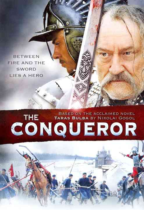 CONQUEROR (TARAS BULBA) BY STUPKA,BOGDAN (DVD)